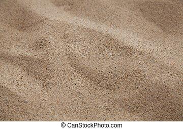 Sand - Waves of sand, beautiful beach background