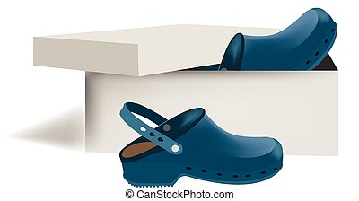 Sandals - Orthopedic sandals for hospital