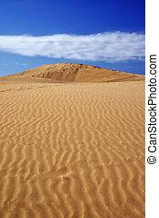 Sandd?ne, d?ne, sand, w?ste, maspalomas, gran canaria,...