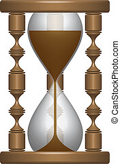 sandglass, 砂時計