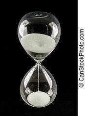 sandglass, reloj de arena