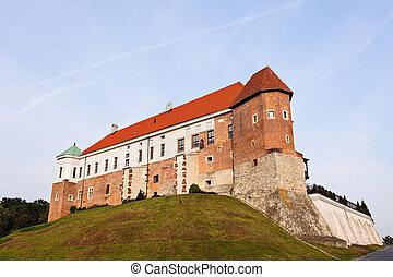 Sandomierz Royal Castle - Sandomierz, Swietokrzyskie, Poland