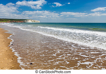 Sandown Isle Of Wight England UK