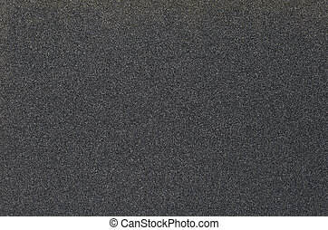 Sandpaper texture - Sandpaper texture, black abstract grain...