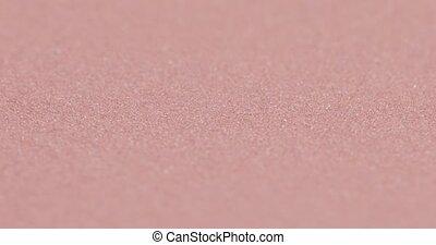 Sandpaper zero on fabric - The texture of sandpaper brown on...