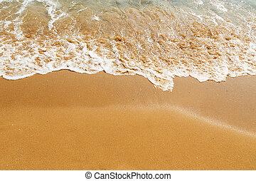 sandpappra sjögång