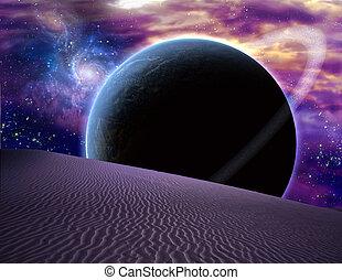 Sands of Erudin - Cosmic Landscape