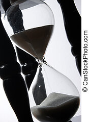 Sands of Time - The sands of time trickle through this...