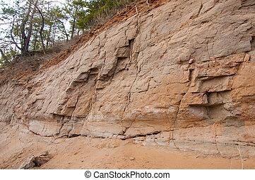 sandstein, beschaffenheit