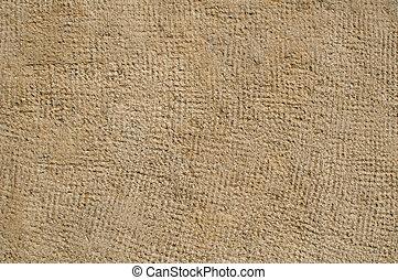 Sandstone surface closeup