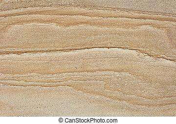 Sandstone texture background - A full frame sandstone...