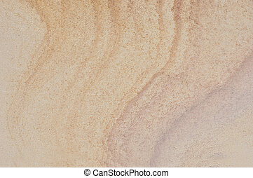Stock photo of the close up of a sandstone brick - a textured background