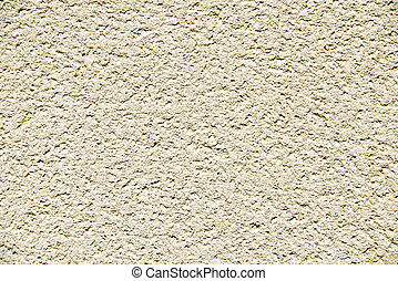Sandstone textured wall