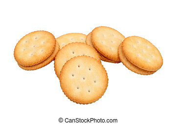 sandwich biscuits with cream