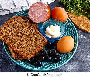 "Sandwich ""Merry Goby"" 1"
