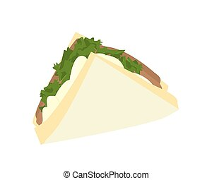 sandwich, rosbif