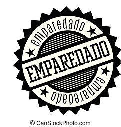 sandwiches stamp in spanish