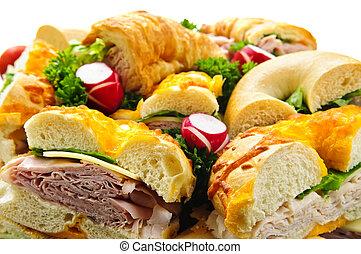 sandwicz, taca