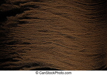 Abstract sand dune.