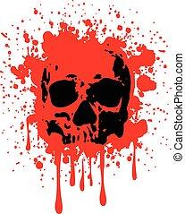 sangue, cranio
