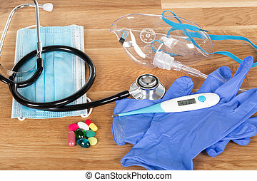 sanguine, essai médical, fournitures, covid-19