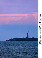 Sanibel Island Lighthouse Dawn