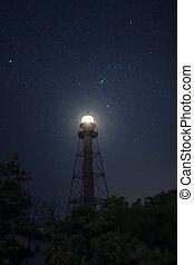 Sanibel Island Night Light