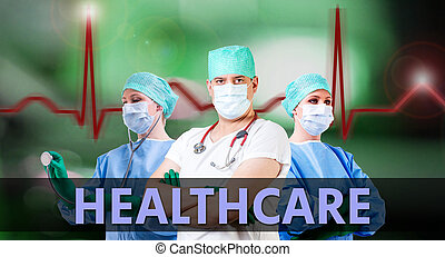 sanità, fondo, dottori