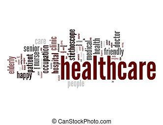 sanità, parola, nuvola