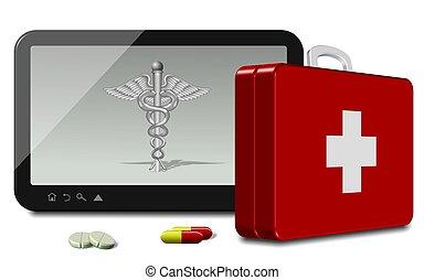 sanitarne ubezpieczenie, online