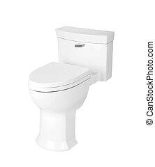 sanitary toilet bowl