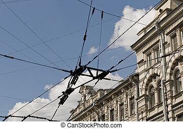 Sankt-Peterburg - during a walk to Nevsky Prospekt I ...