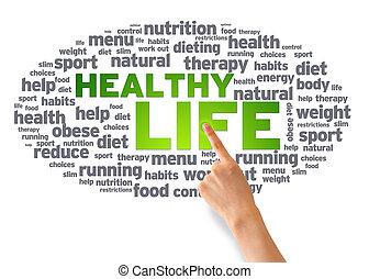 sano, vida