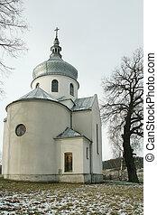 sanok, kyrka