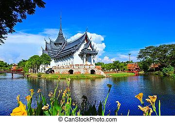 Sanphet Prasat Palace Bangkok, Thailand