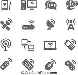 sans fil, communications