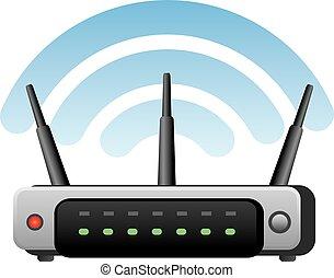sans fil, routeur