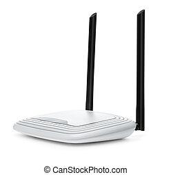 sans fil, routeur, wi-fi