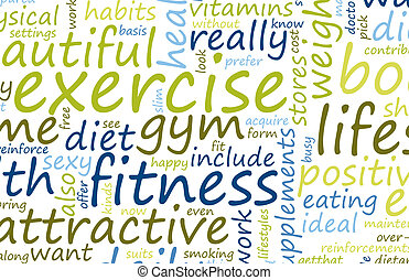 santé, fitness