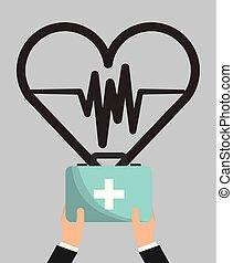santé médicale, soin