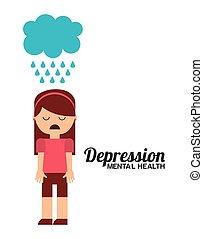 santé mentale, conception