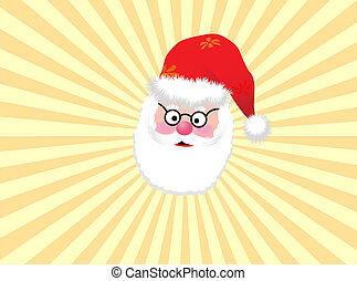 Santa background