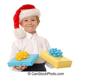 Santa Boy 3