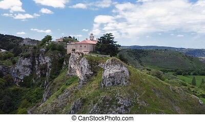 Santa Casilda shrine, La Bureba Burgos province, Castile-Leon .