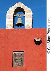 Santa Catalina Monastery Bell - Main Bell of Santa Catalina...