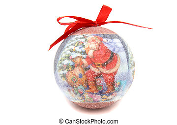 Santa Claus ball christmas tree toy