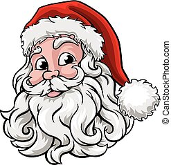 Santa Claus Christmas Illustration