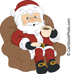 Santa Claus Coffee