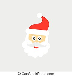Santa claus Cute illustration
