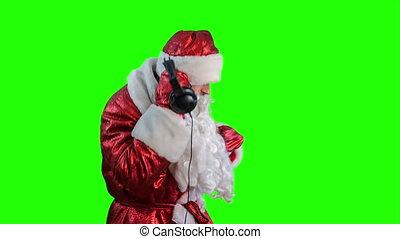 Santa Claus DJ image